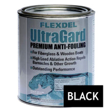 Load image into Gallery viewer, Flexdel Qualifies for Free Shipping Flexdel Ultra Gard Black Quart #65001