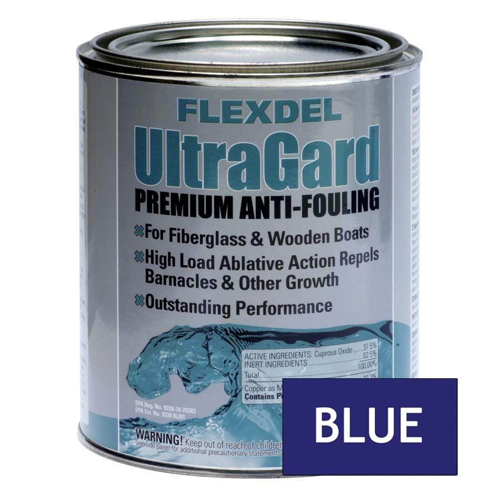 Flexdel Qualifies for Free Shipping Flexdel Ultra Gard Blue Quart #65003