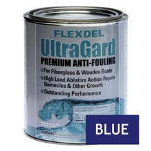 Load image into Gallery viewer, Flexdel Qualifies for Free Shipping Flexdel Ultra Gard Blue Quart #65003