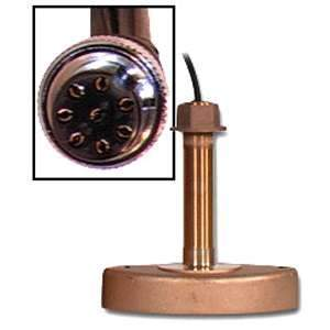 Furuno Not Qualified for Free Shipping Furuno 525T-BHC 1kW Bronze Thru-Hull Transducer with Temp #525T-BHC