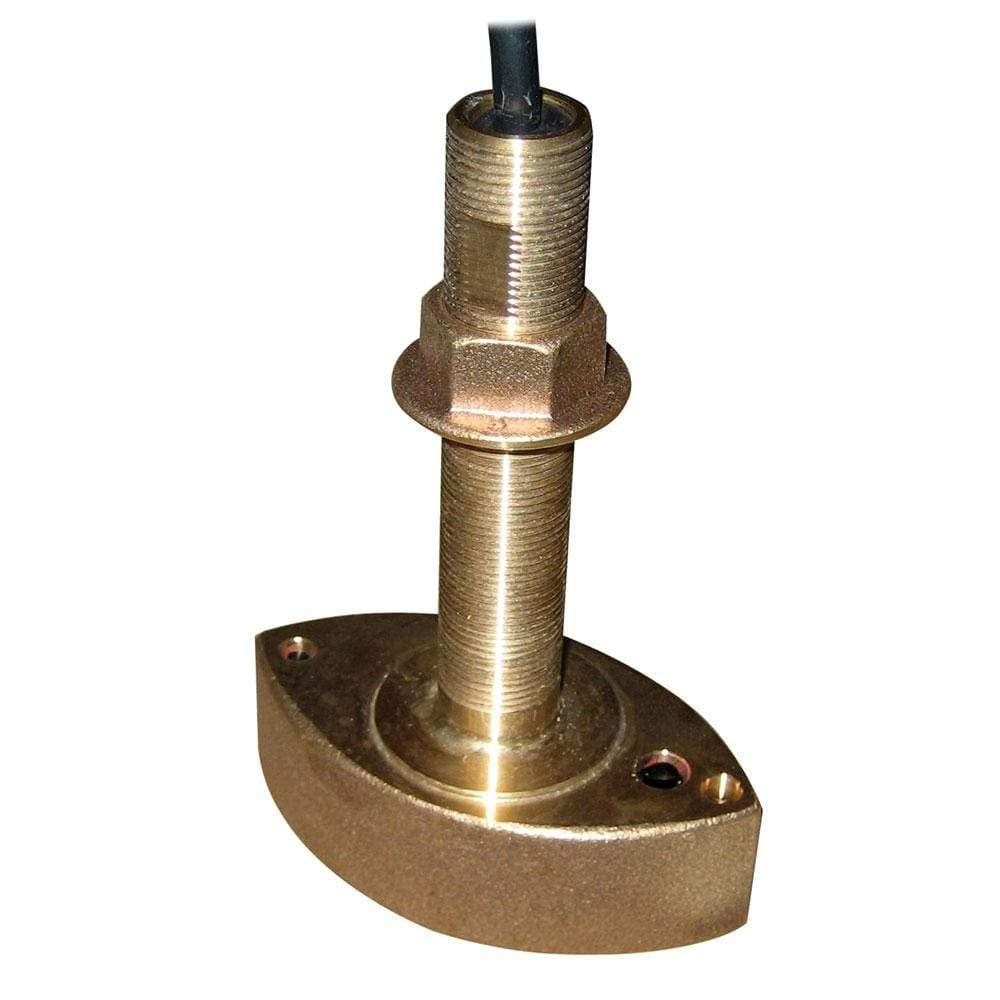 Furuno Qualifies for Free Shipping Furuno Bronze Thru-Hull Transducer with Temp 600W 10-Pin #525T-BSD