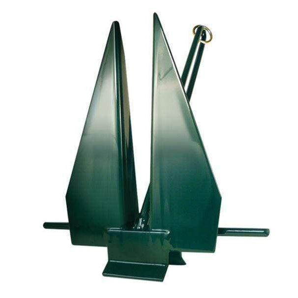 Greenfield Products Qualifies for Free Shipping Greenfield Products Fluke 11 lb Forest Green Anchor #669-11FGRN