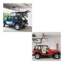 Load image into Gallery viewer, Harken Qualifies for Free Shipping Harken Hoister Jeep Hard Top 4-Point Lift System 45-145 lb #7803.JEEP