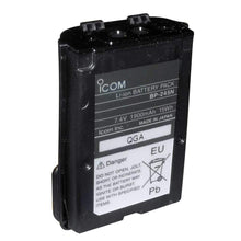 Load image into Gallery viewer, Icom Qualifies for Free Shipping Icom Li-Ion Battery for M72 #BP-245N