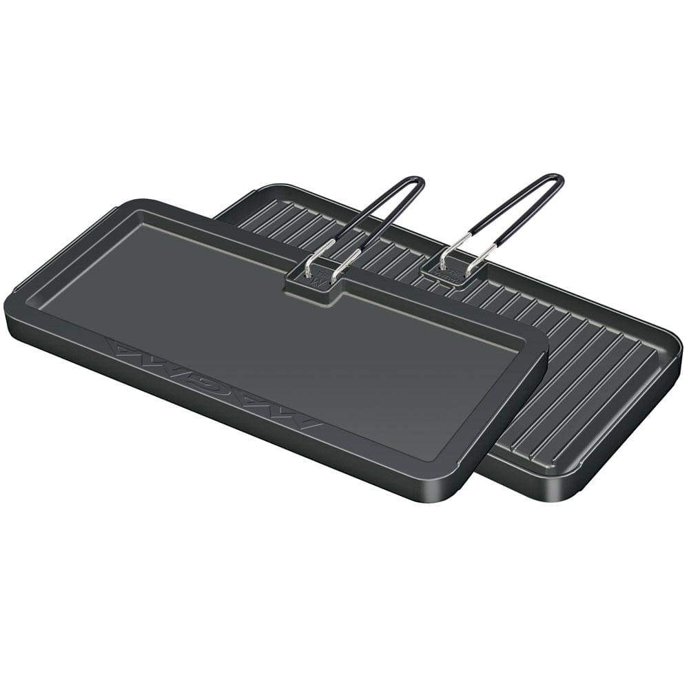 "Magma Products Qualifies for Free Shipping Magma 2-Sided Non-Stick Griddle 8"" x 17"" #A10-195"