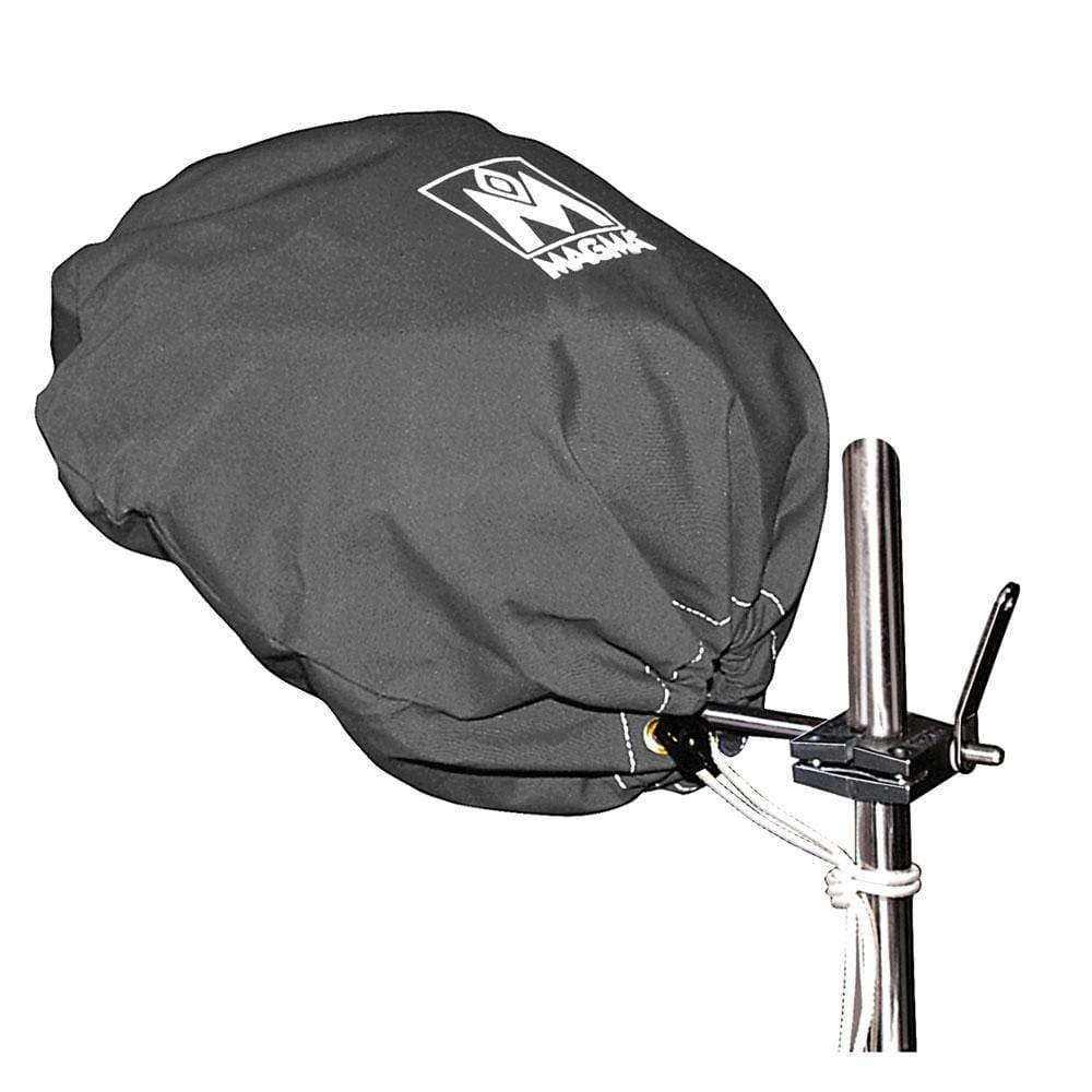 Magma Products Qualifies for Free Shipping Magma Grill Cover for Kettle Grill Original Size Jet Black #A10-191JB
