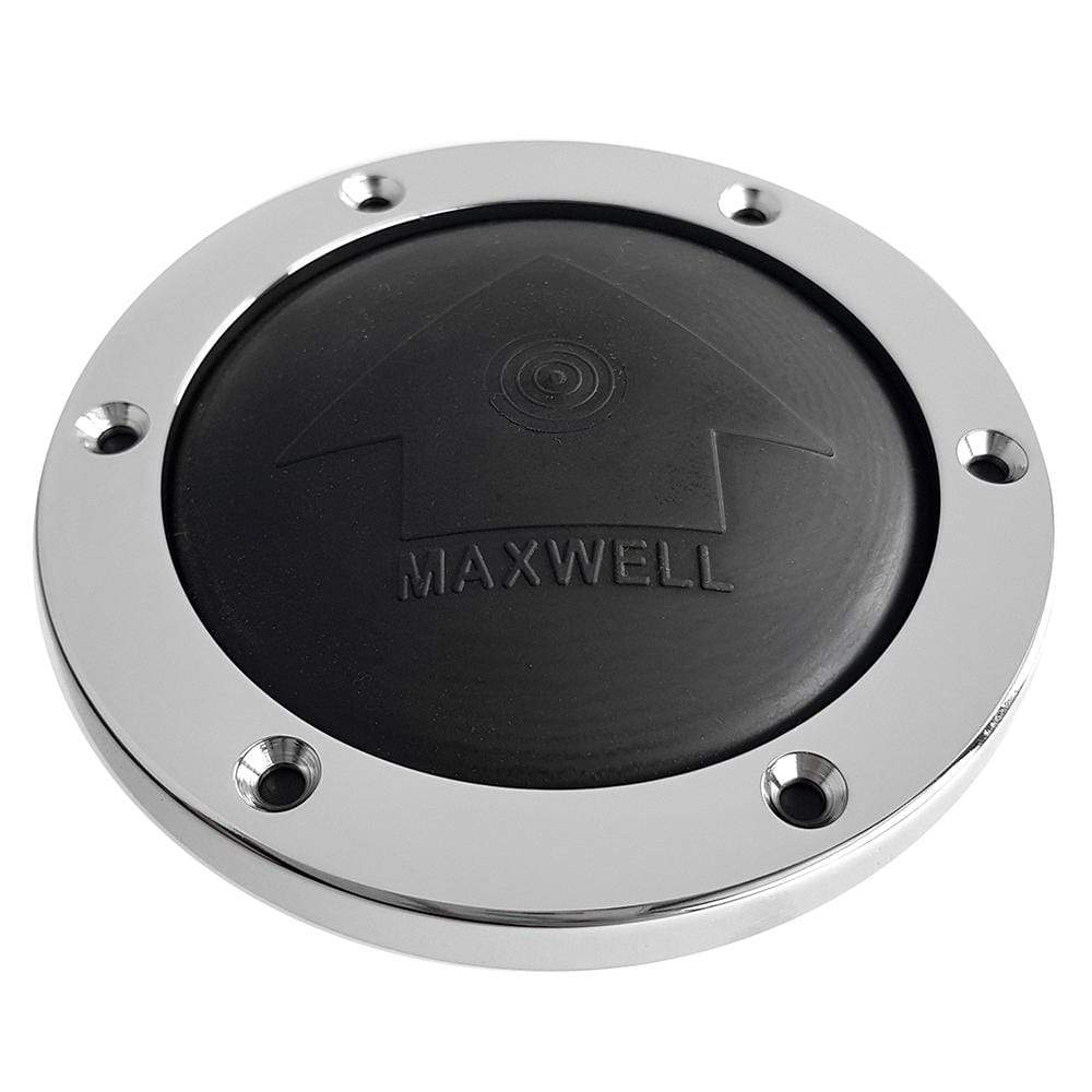 Maxwell Footswitch Chrome Bezel #P19001