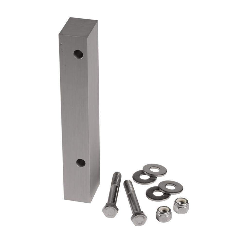 "Minn Kota Qualifies for Free Shipping Minn Kota Talon Spacer Block Marine Atlas 4 and 8"" Jack Plate #1810210"