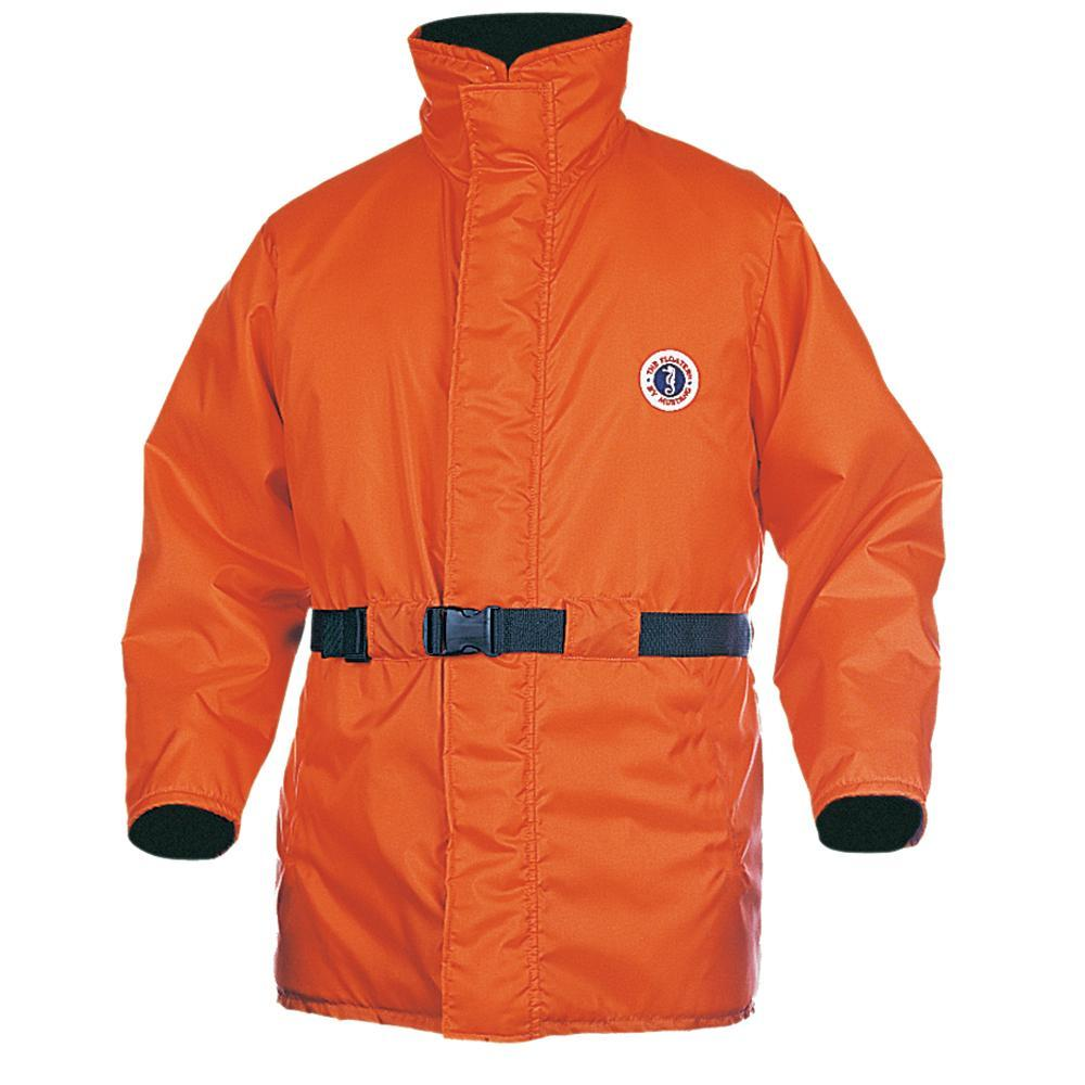 Mustang Survival Qualifies for Free Shipping Mustang Classic Float Coat L Orange #MC1504-L-OR
