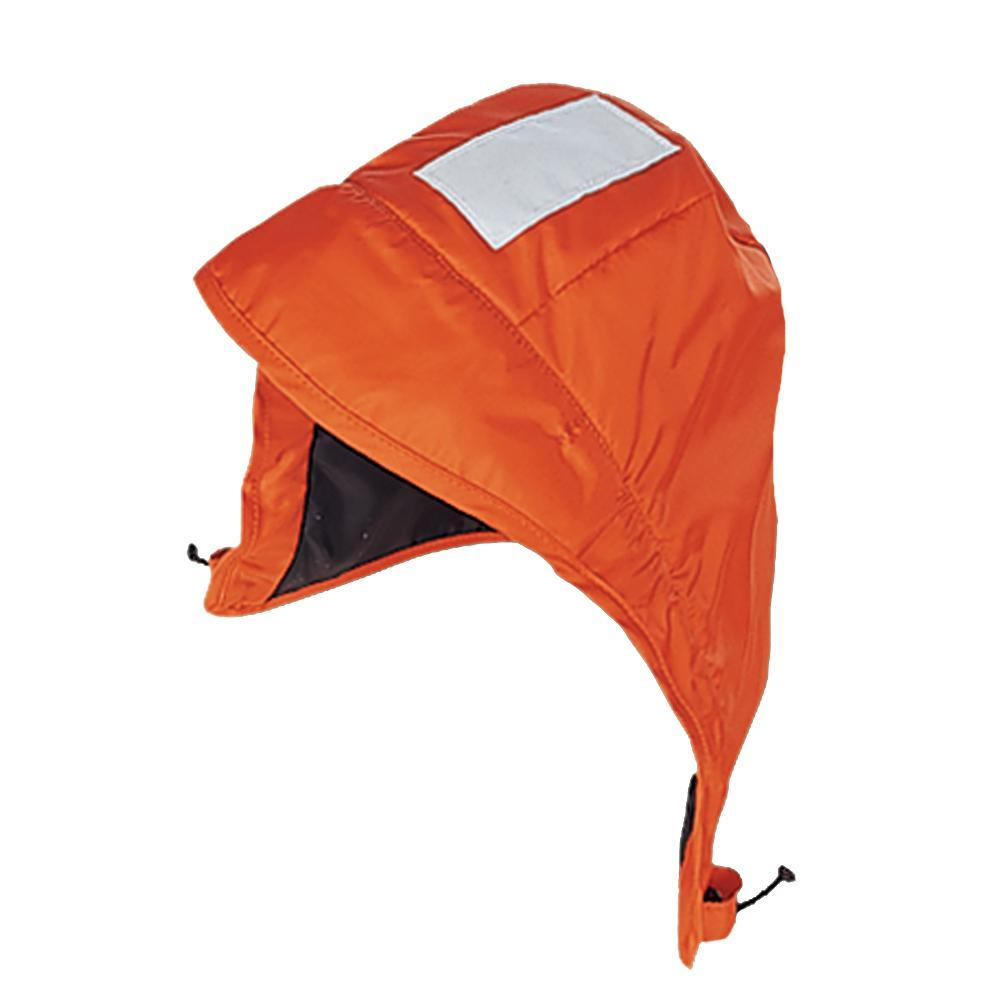 Mustang Survival Qualifies for Free Shipping Mustang Classic Insulated Foul Weather Hood Univ Orange #MA7136-U-OR