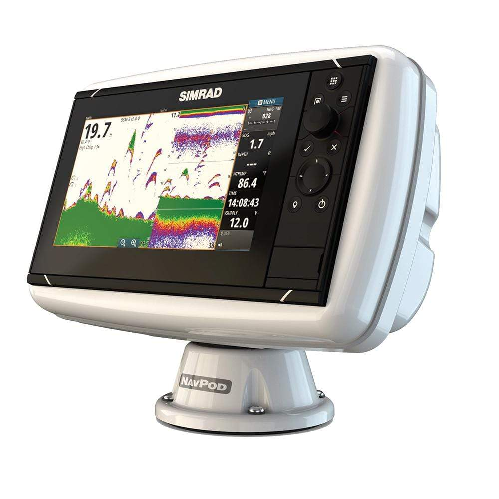 NavPod Qualifies for Free Shipping NavPod PowerPod Pre Cut for Simrad NSS9 evo3 B&G Zeus3 9 #PP4600-06