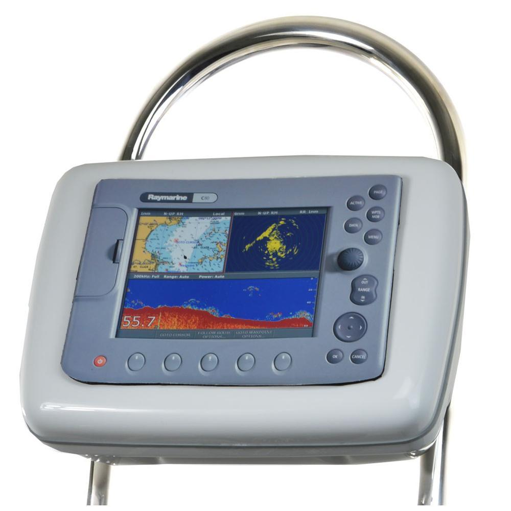 "Navpod Not Qualified for Free Shipping NavPod SailPod Precut for Raymarine C80 & E80 for 12"" Guard #GP2051"