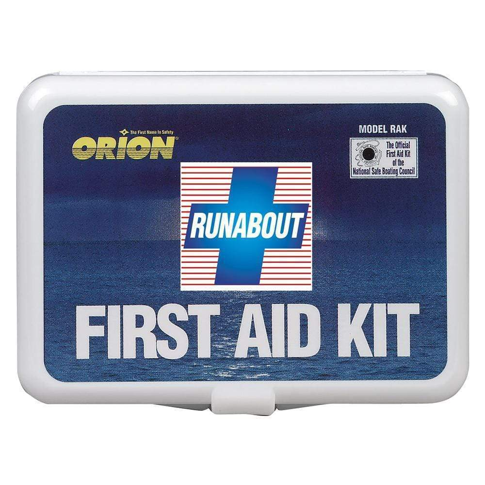 Orion Safety Products Qualifies for Free Shipping Orion First Aid Kit Runabout #962