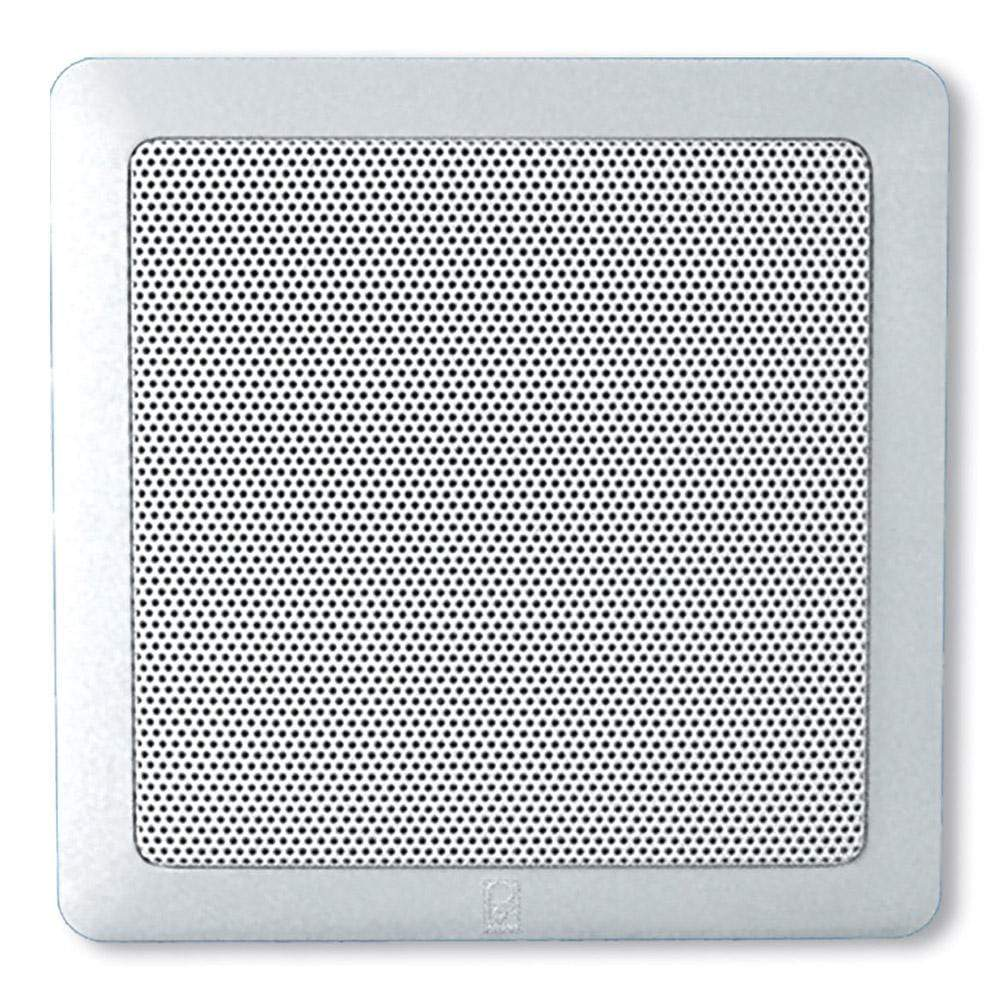 "Polyplanar Qualifies for Free Shipping Poly-Planar 6"" Premium Panel Speaker Pair White #MA7060"