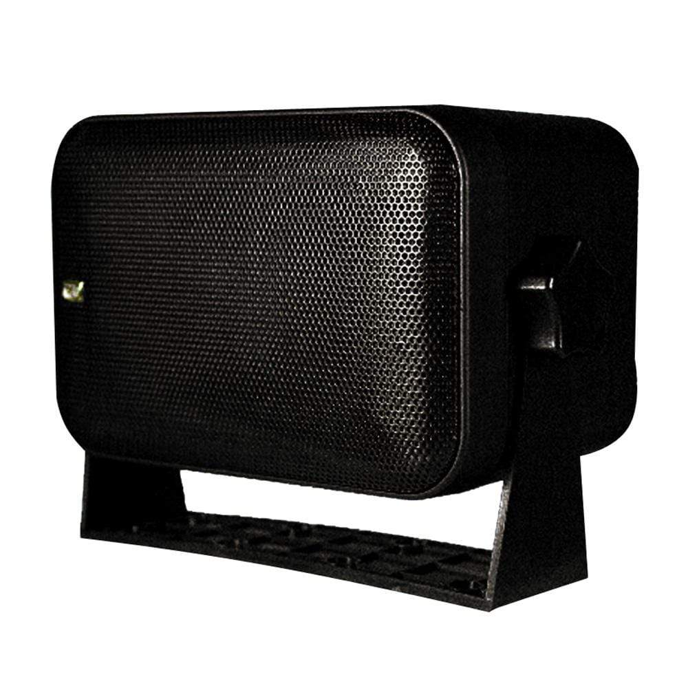 Polyplanar Qualifies for Free Shipping Poly-Planar Box Speakers Black Pr #MA9060B