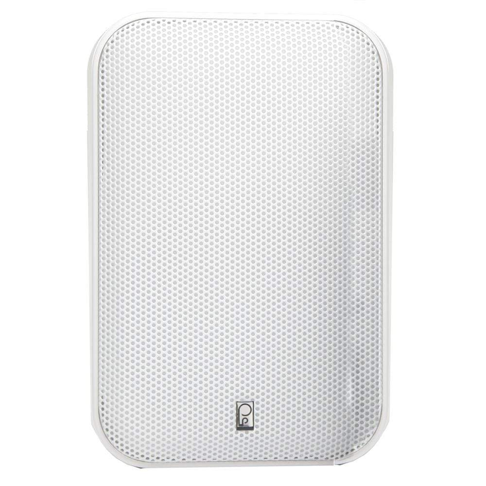 Polyplanar Qualifies for Free Shipping Poly-Planar Platinum Panel Speaker White Pr #MA905W