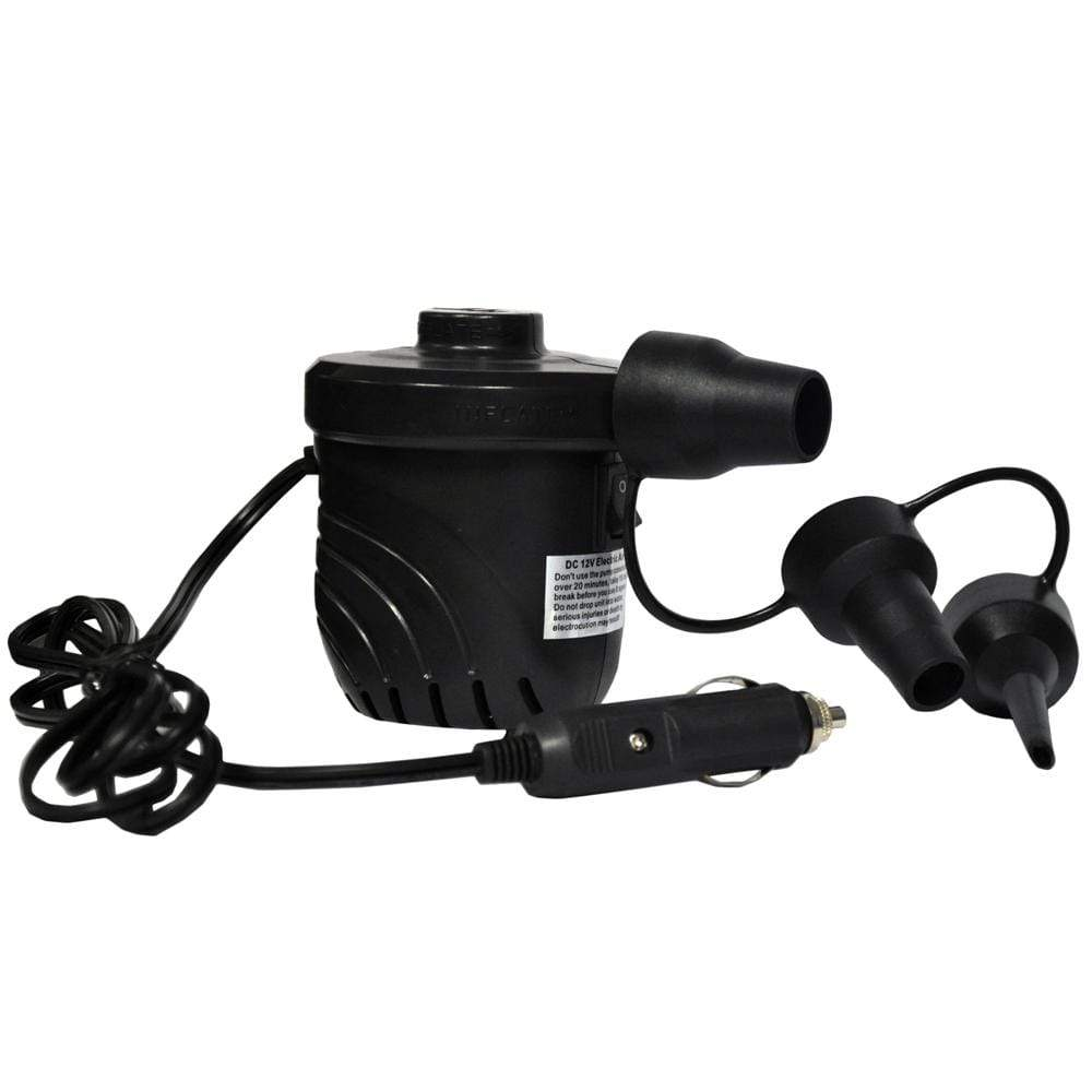 Rave High-Pressure CD 12v Electric Pump #02346