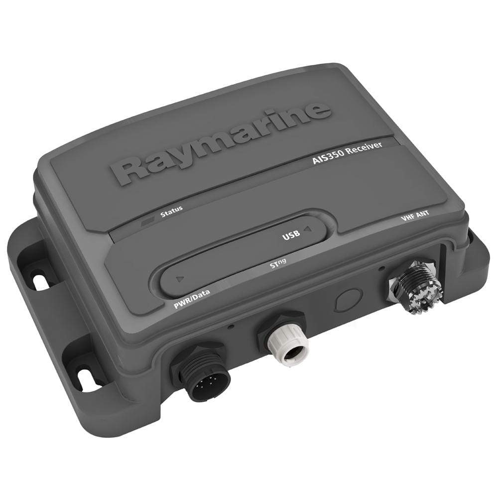 Raymarine Qualifies for Free Shipping Raymarine AIS350 Dual-Channel Receiver #E32157