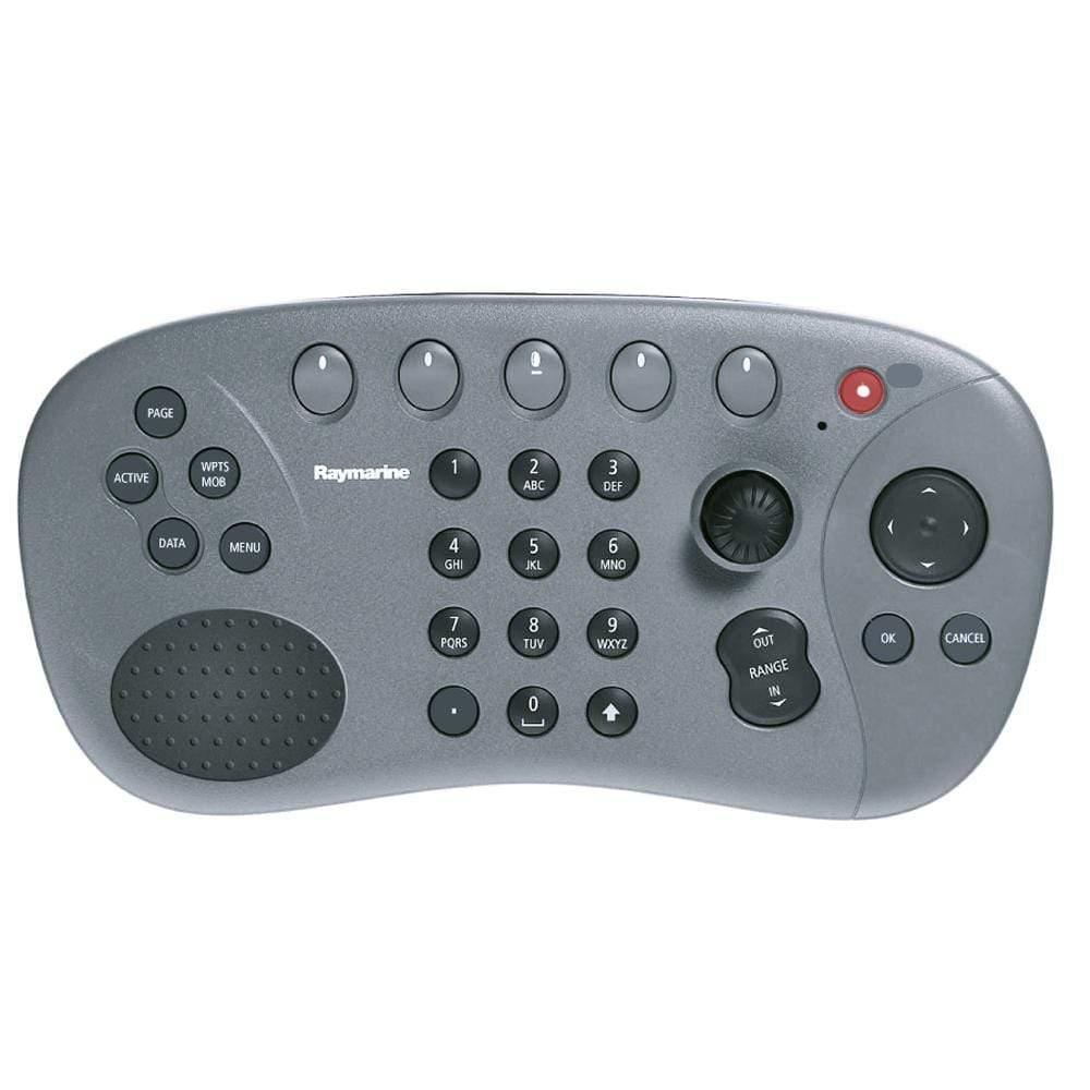 Raymarine Qualifies for Free Shipping Raymarine Full-Function Remote Keyboard w/SeaTalk2 Connection #E55061