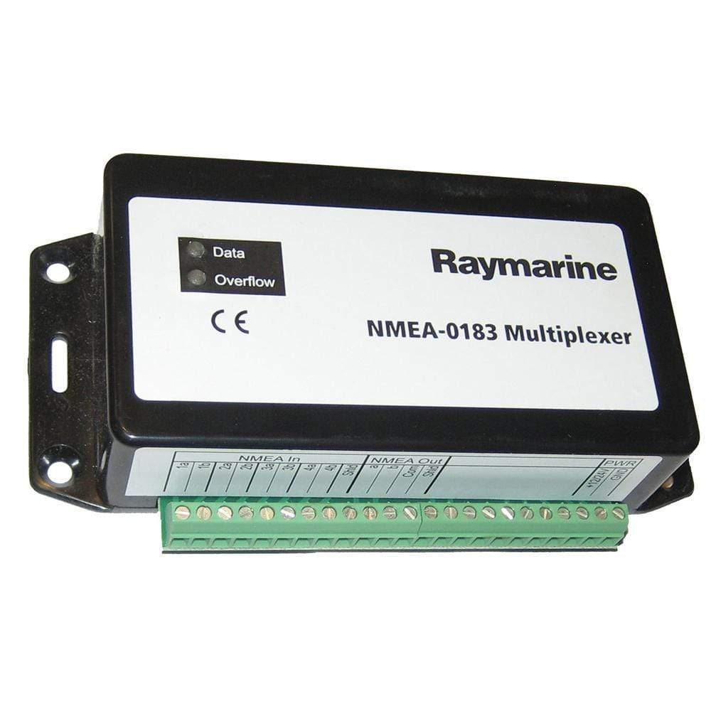 Raymarine Qualifies for Free Shipping Raymarine NMEA 0183 Multiplexer #E55059