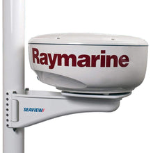 "Load image into Gallery viewer, Seaview Qualifies for Free Shipping Seaview Radar Mast Platform for 24"" Raymarine Radome #SM-24-R"