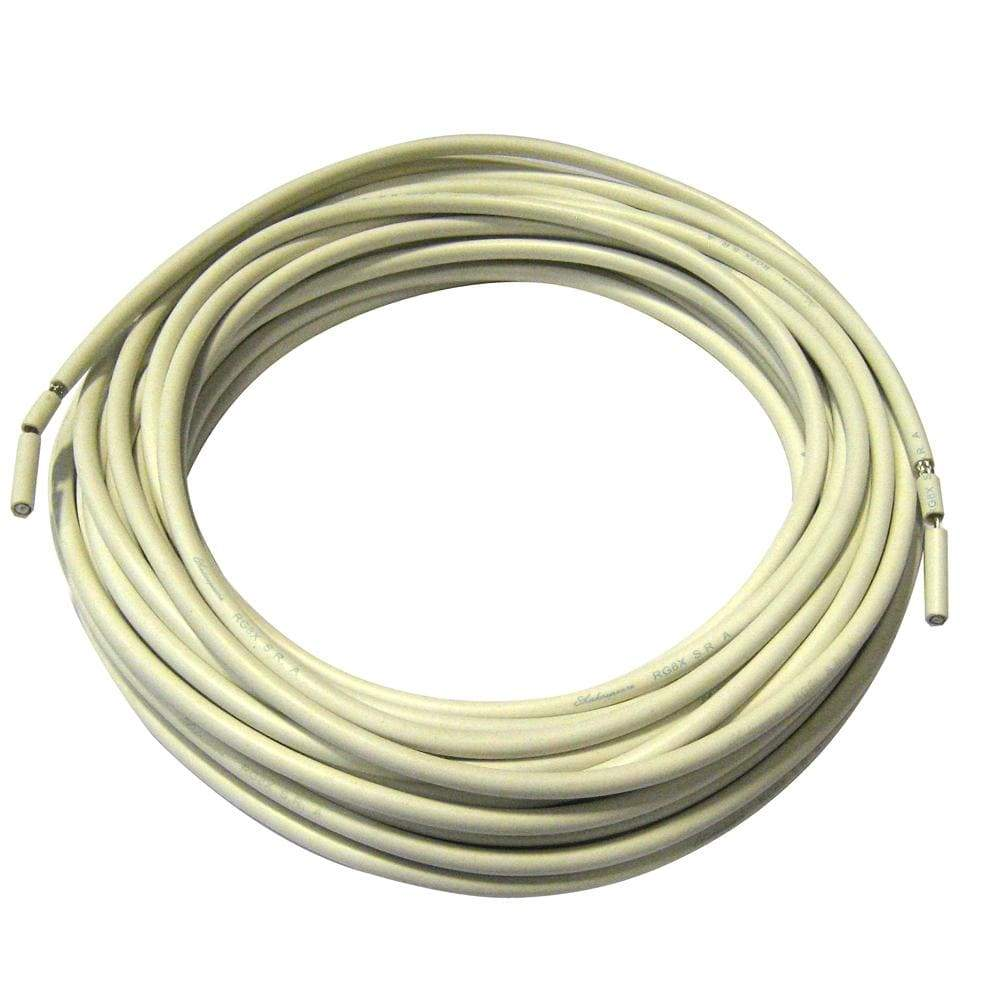 Shakespeare Qualifies for Free Shipping Shakespeare 50' RG-8X Low Loss Coax Cable #4078-50