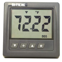 Load image into Gallery viewer, SI-TEX Qualifies for Free Shipping SI-TEX Sea Temperature Gauge No Transducer #SST-110