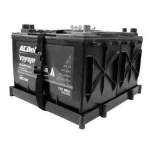 Load image into Gallery viewer, T-H Marine Qualifies for Free Shipping T-H Marine Tray-Battery 27 Series Dual #DBH-27P