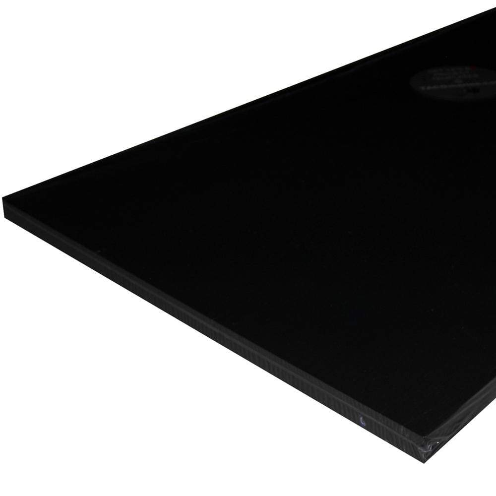 "Taco Metals Qualifies for Free Shipping Taco Marine Lumber 24"" x 27"" x 1/2"" Black Starboard #P10-5024BLK27-1C"