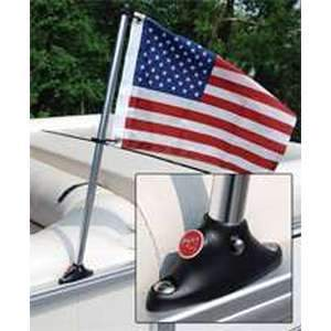 "Taylor Made Qualifies for Free Shipping Taylor Made Flag and Pole Kit 30"" #922"