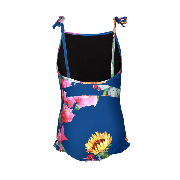 LIDIJA 'Fleur' Mini Singlet Style, One Piece Swimsuit (KIDS) - PREORDER