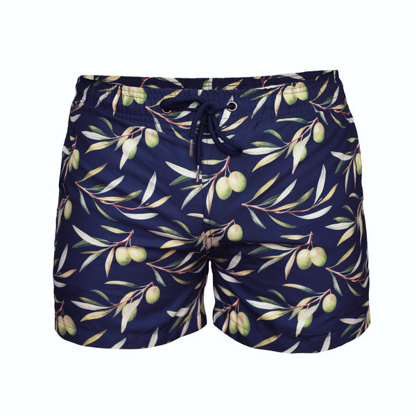 MASLINA Mens Swim Shorts