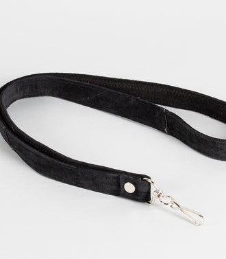Rework Suede Leather Key Strap