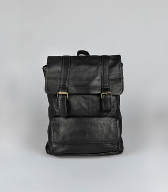 Rework Leather Backpack