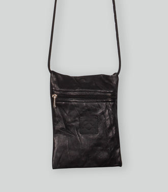 Rework Neck Pouch Leather