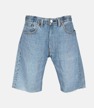 Rework Denim Men's Bermuda Shorts