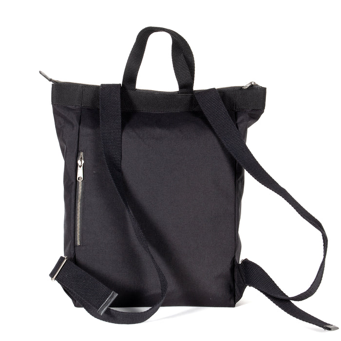 Recycle Cordura-Eco Bag Black