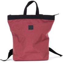 Recycle Cordura-Eco Bag Burgundy