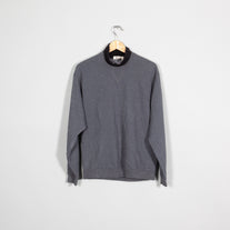 Rework Two Tone Turtle Neck