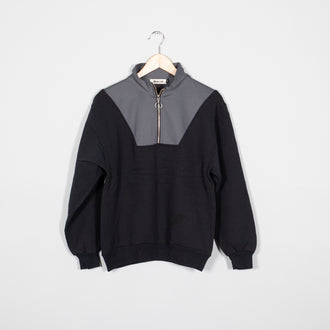 Rework Track Patch Sweatshirt