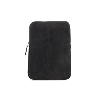 Rework Suede Leather Laptop Sleeve 12