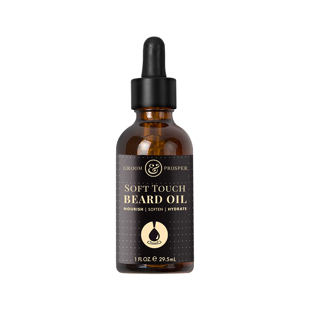 Soft Touch Beard Oil