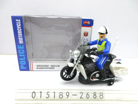 Police Motorcycle 2688 - Evergreen Toys