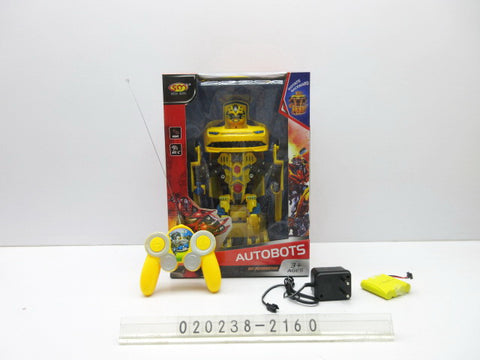 Transformer Robot 2160 - Evergreen Toys