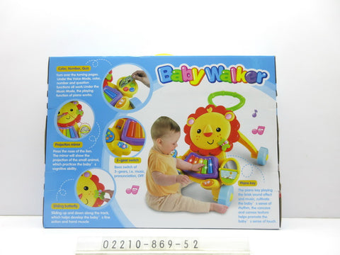 Activity Baby Walker 869 52 - Evergreen Toys