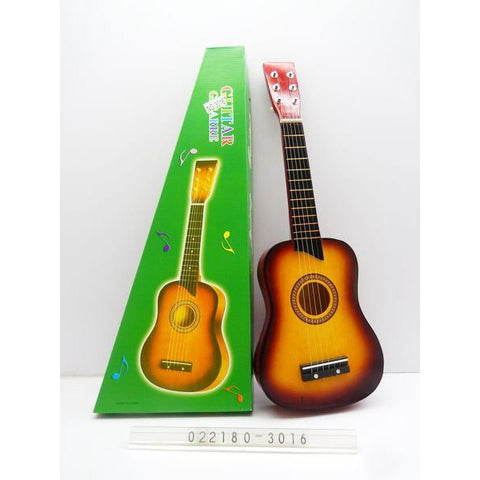 Wooden Guitar 3016 - Evergreen Toys