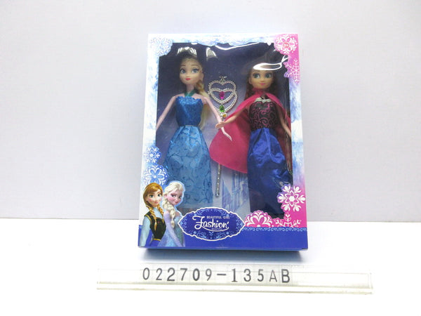 Frozen Dolls 2 in 1 135 AB