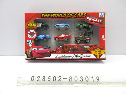Cars Collection 803019 - Evergreen Toys