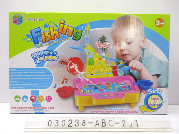 Fishing Game Abc 201
