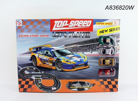 03488 Road Racing Track - Evergreen Toys